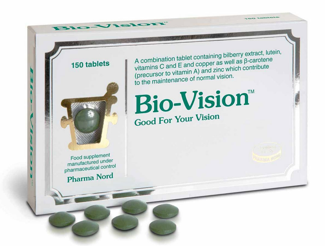 Bio-Vision - Antioxidants, vitamins and minerals